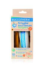 Buccotherm - Buccotherm Ice Tea Şeftali Aromalı Kit (7-12 yaş)